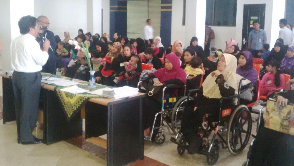 Cerita WNI Overstayer: Bertemu Jodoh di Arab Hingga Rindu Kampung Halaman