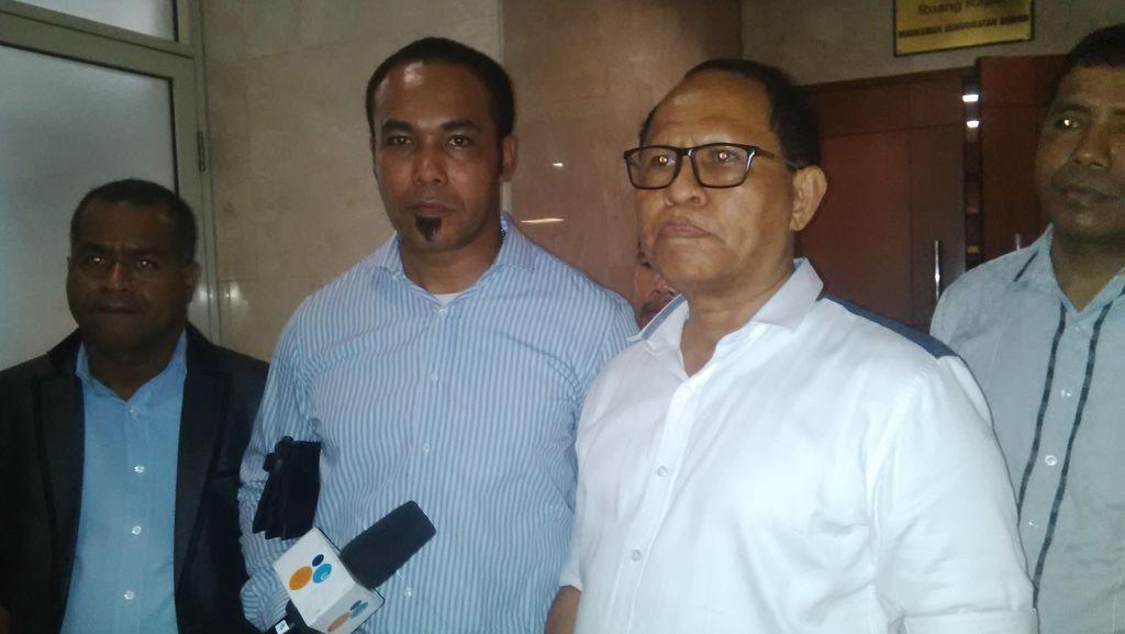 Sambangi MKD, Aliansi Pengacara Beri Dukungan ke Sudirman Said