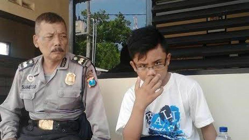 Telusuri Pengakuan Pergi Mencari Ibu Kandung, Polisi Cari Bocah Aldo