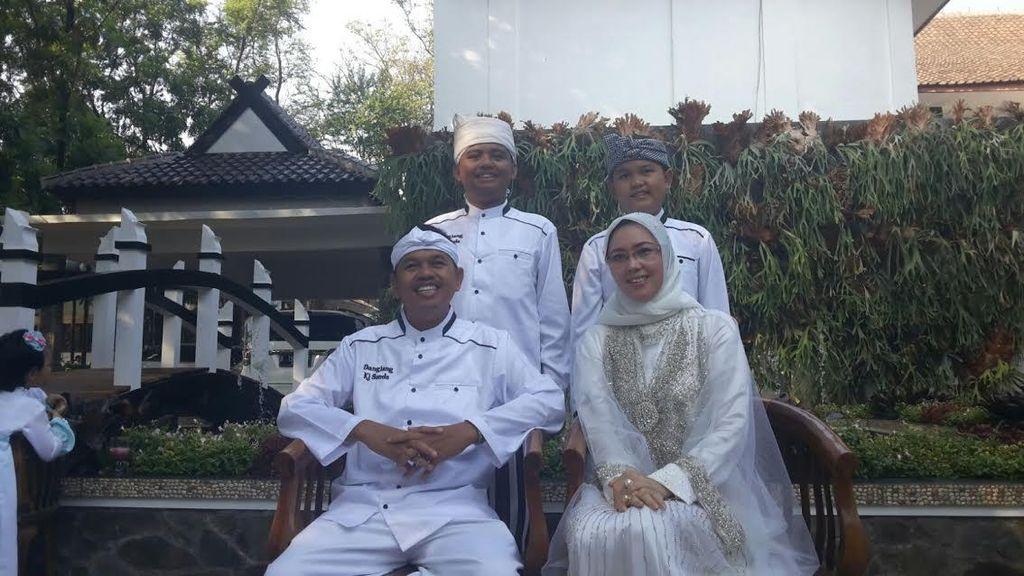 Jawaban Bupati Purwakarta Tentang Tudingan Menikah dengan Nyi Roro Kidul