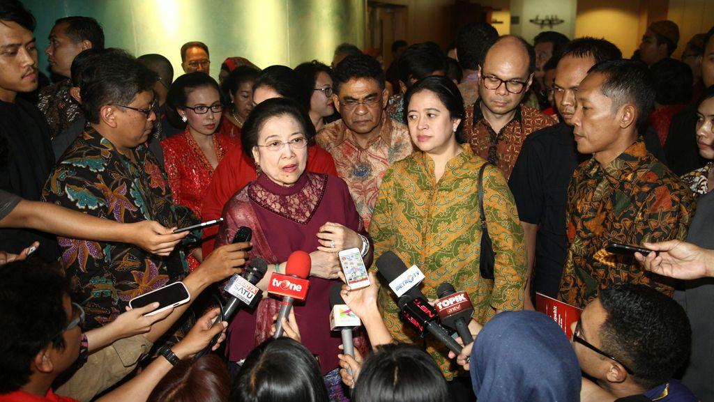 PDIP Gelar Ketoprak Majapahit, Ini Pesan Moral dari Megawati