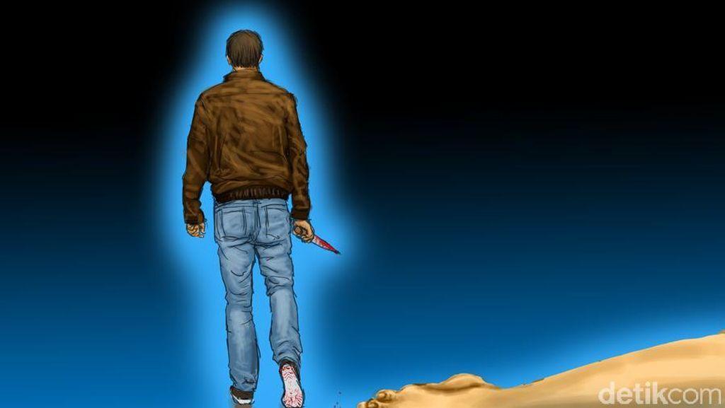 Balas Dendam, Pemuda India Mutilasi Pembunuh Ayahnya