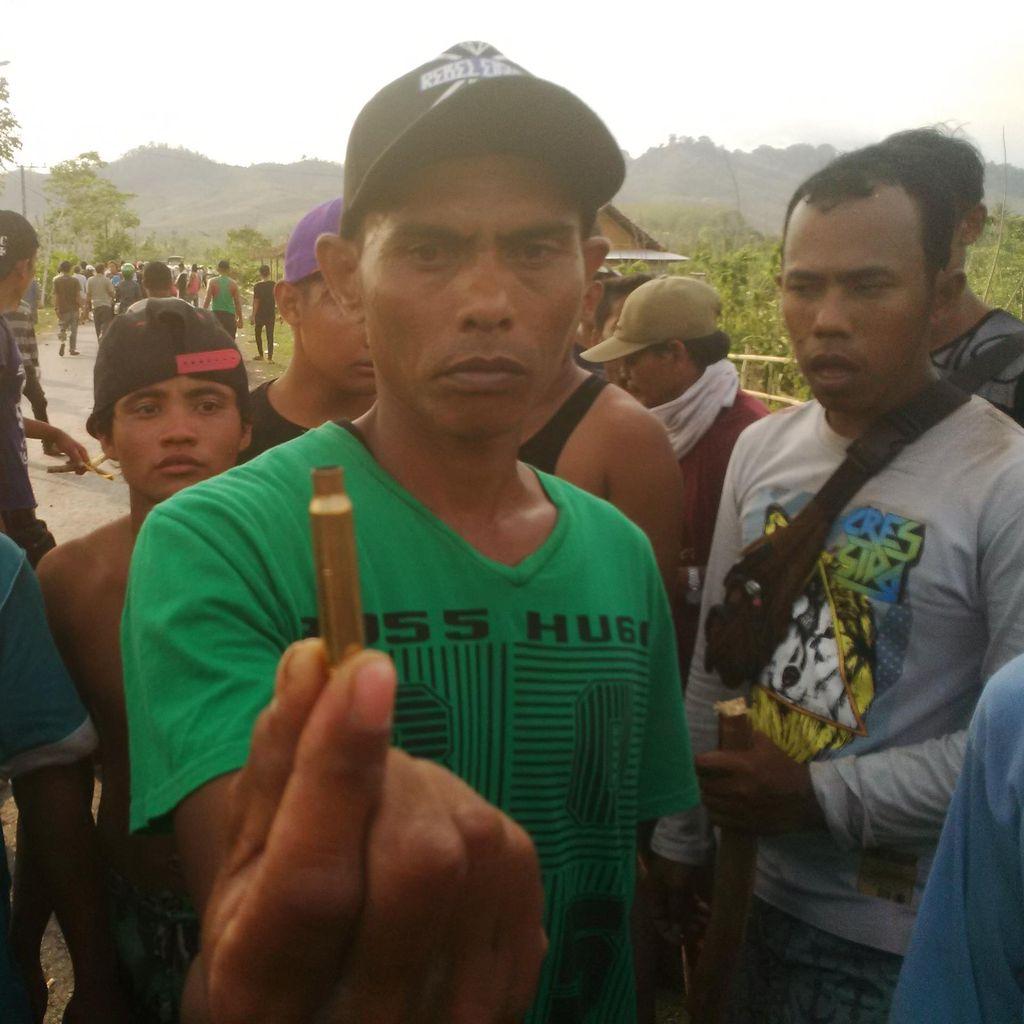 Ini Alasan Massa Menolak Pertambangan Emas di Gunung Tumpang Pitu