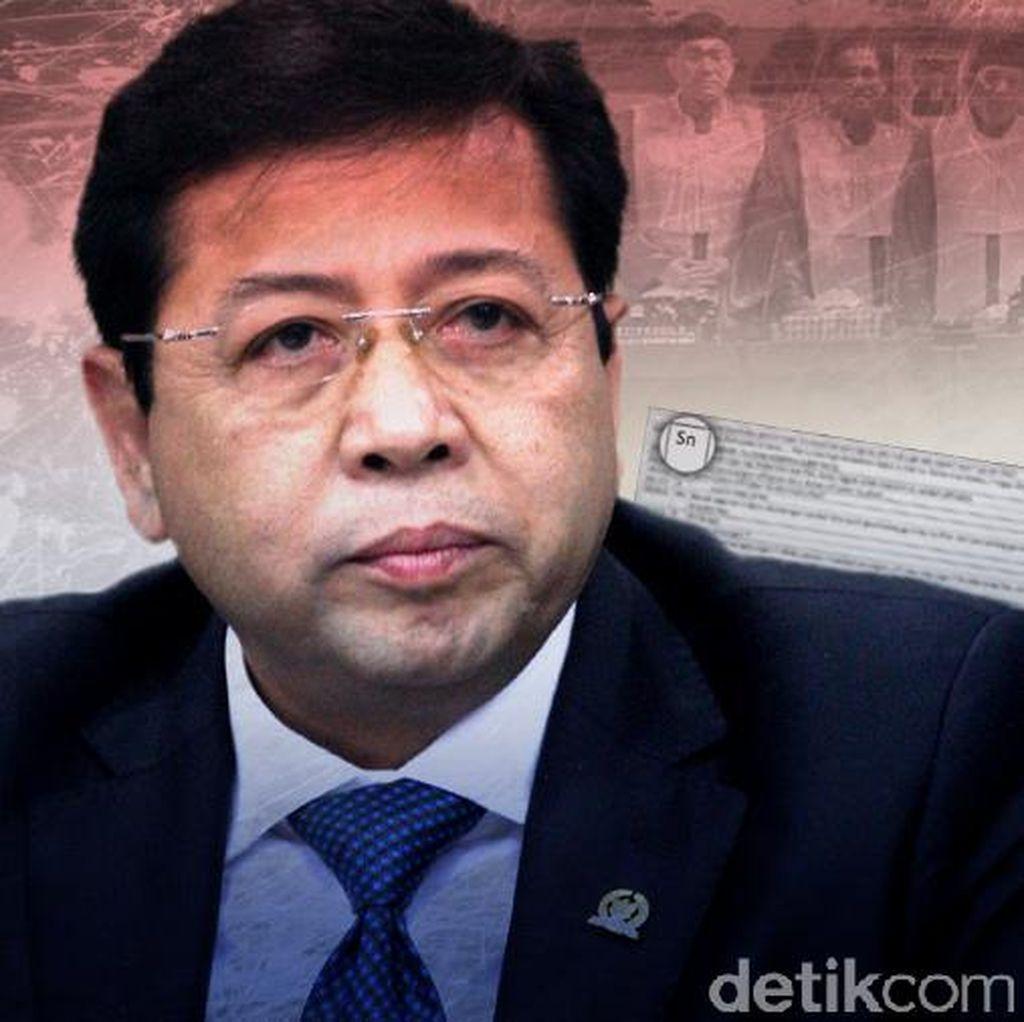 Anggota MKD dari FPD Berjanji Akan Objektif Jika Voting Kasus Setya Novanto