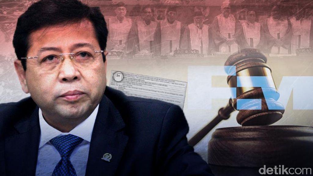 MKD Bakal Panggil Sudirman Said, Novanto, Reza Chalid sampai Bos Freeport