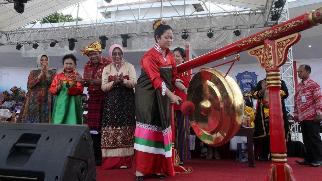 Menko PMK: Festival Wakatobi Memperkuat Jati Diri Negara Maritim