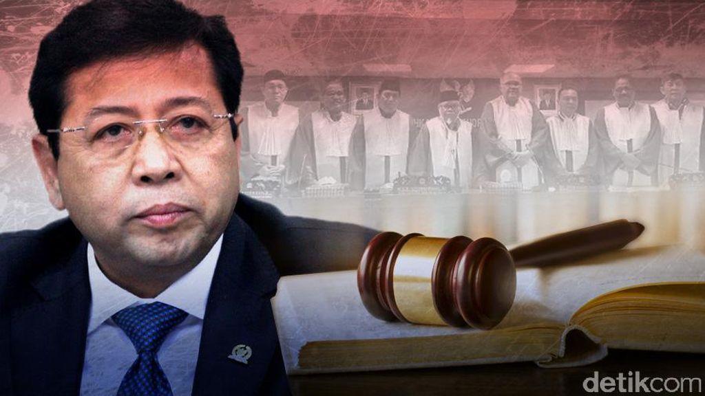 Ini 6 Anggota MKD yang Ingin Kasus Novanto Disetop