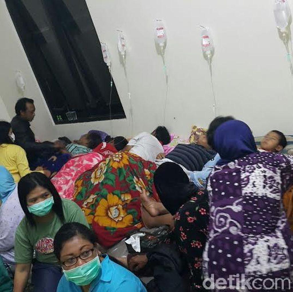 Puluhan Warga di Malang Keracunan Makanan