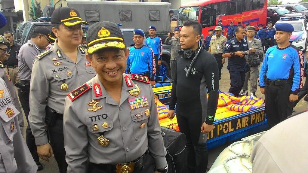Irjen Tito Berbagi Cerita Soal Kondisi di Sinak, Papua