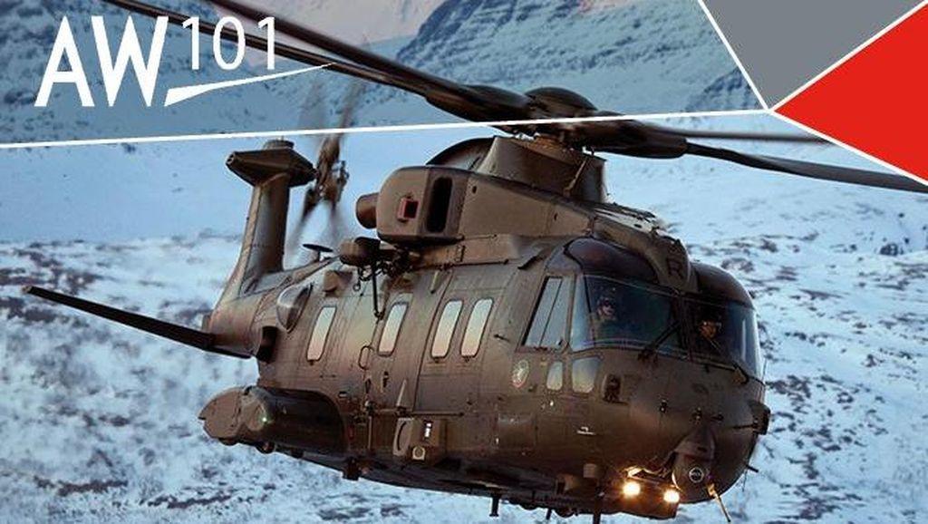 Jokowi Tolak Pembelian Helikopter Kepresidenan AW101, TNI AU: Siap Laksanakan!