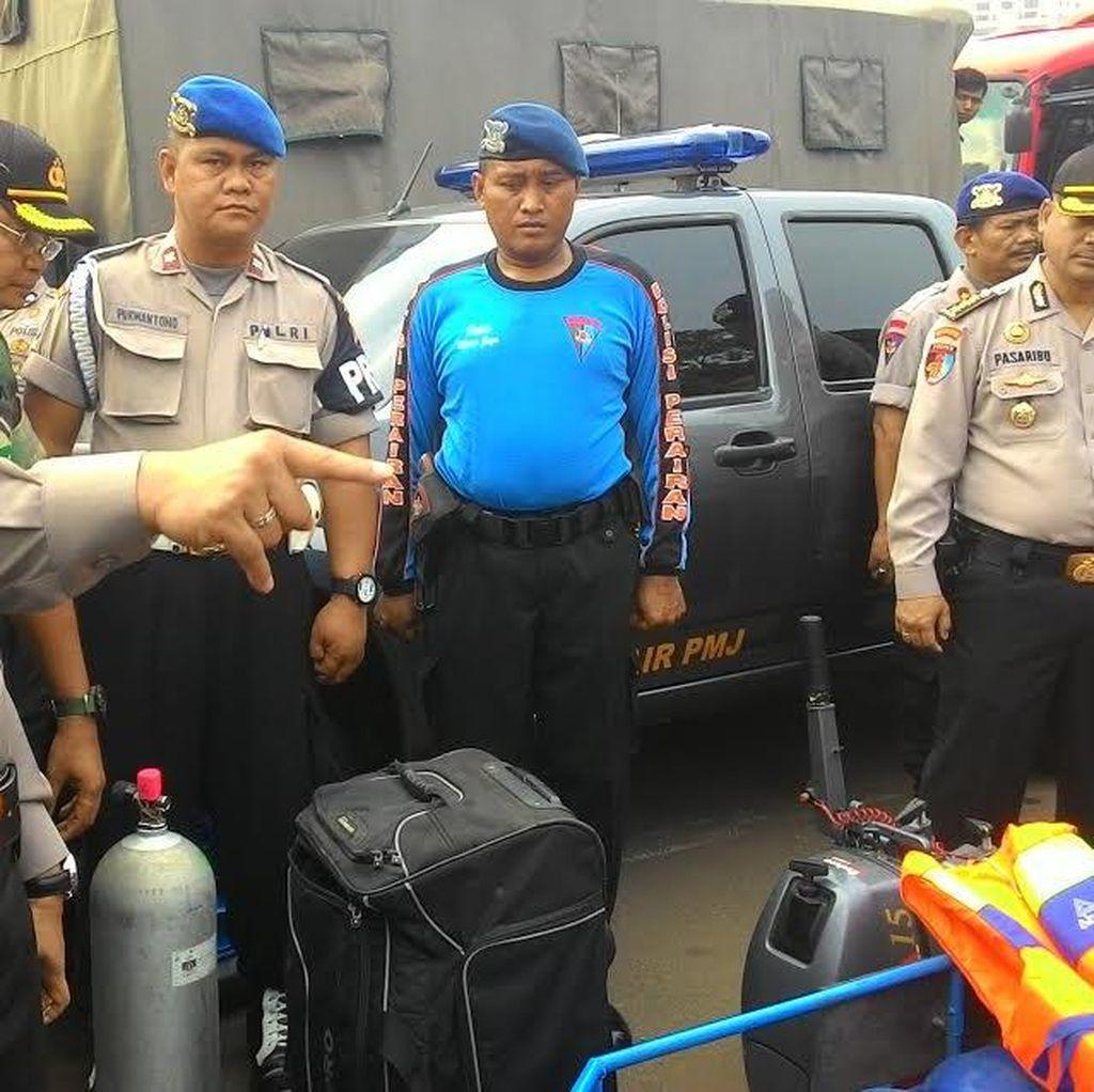 Kapolda Minta Pemprov DKI Angagrkan Dana untuk Satgas Banjir