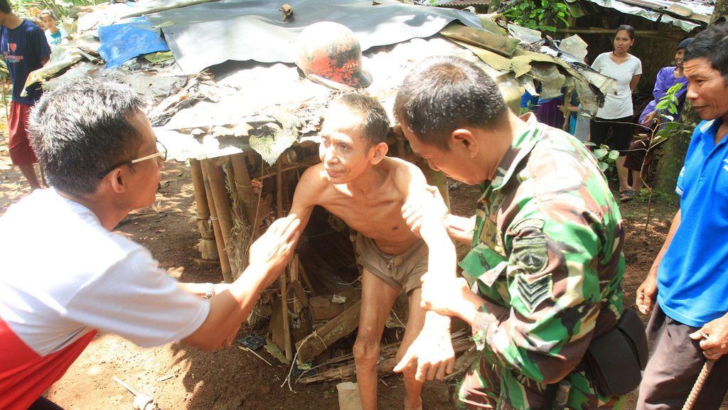 Miris! Dartam yang Tersiksa Dikurung 24 Tahun Ditolak RS