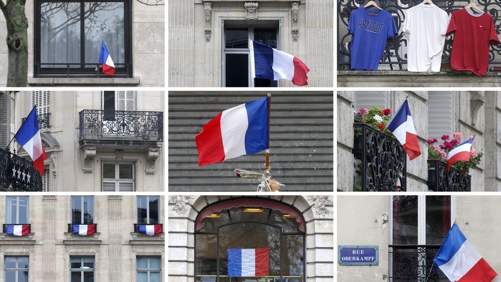 Bugil di Museum Paris, Seniman Wanita Ditangkap