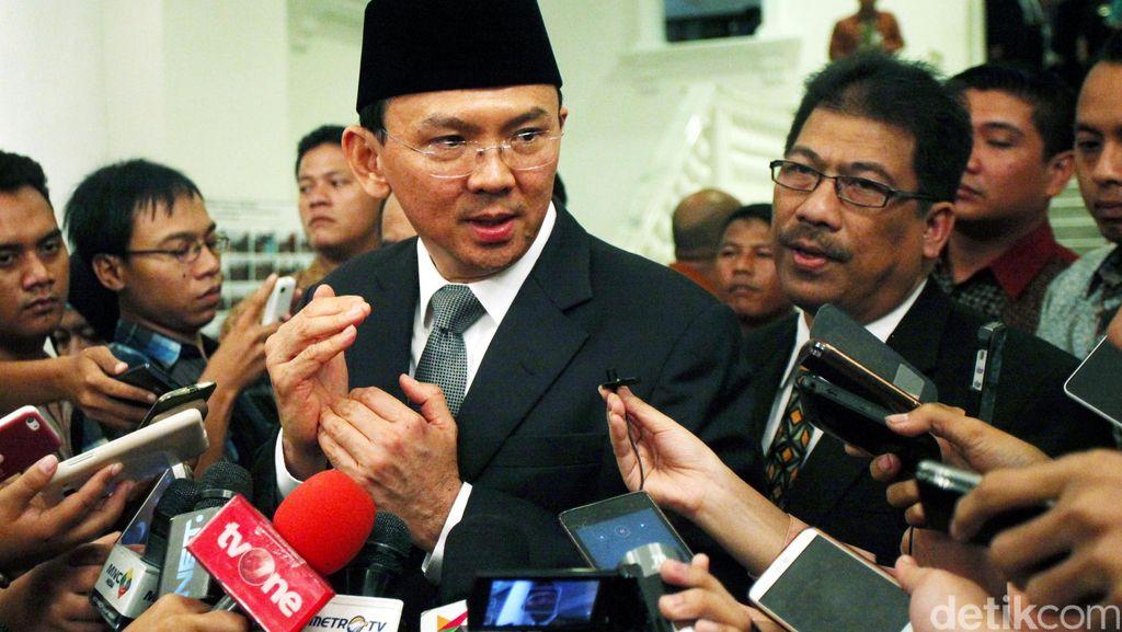 Ahok Yakin Pembahasan APBD DKI Jakarta Bisa Dikebut