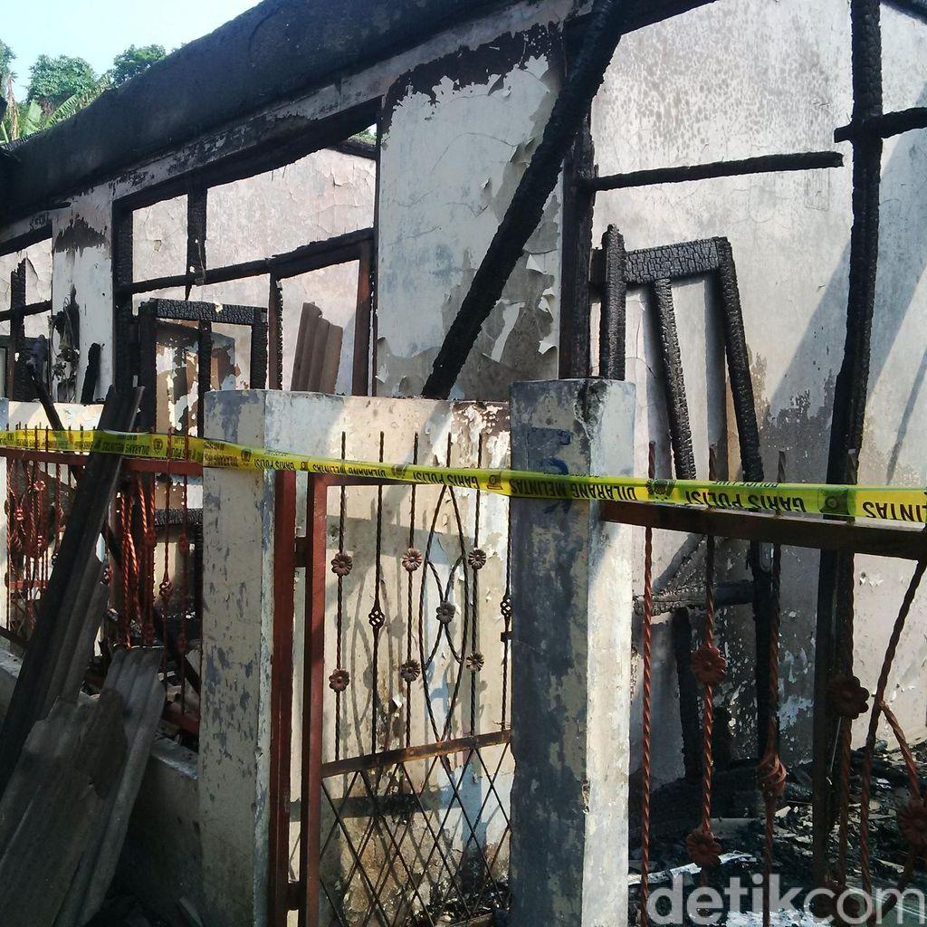 Kebakaran di Duren Tiga Padam, Begini Sisa Penampakan Bekas Amukan Jago Merah