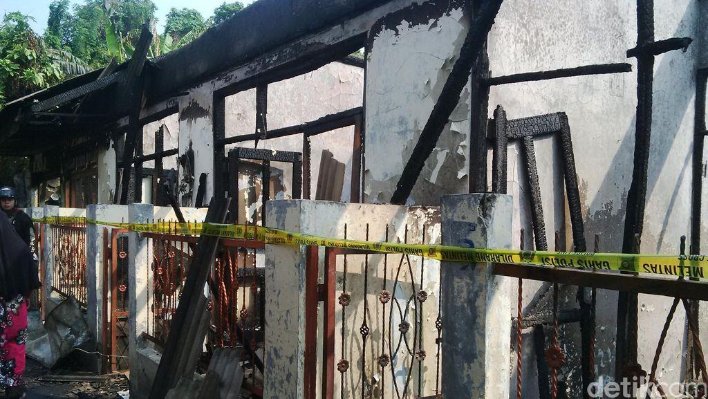 Bocah Korban Kebakaran Duren Tiga Meninggal, Sang Ayah Kritis