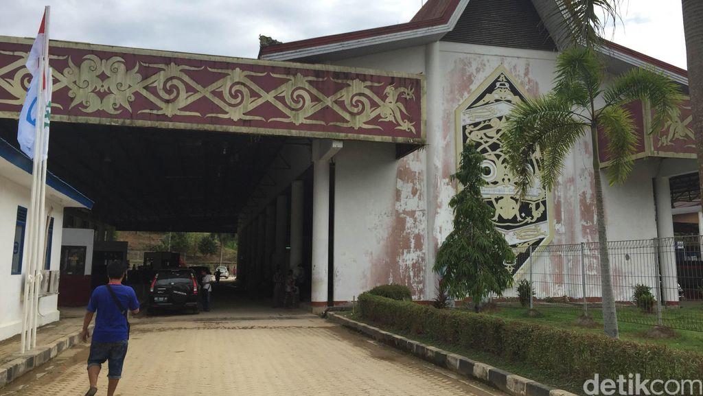Imigrasi Entikong Dukung Pelebaran Akses Jalan Menuju Pos Perbatasan