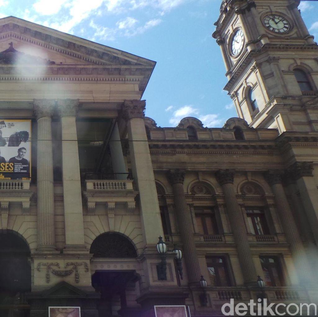 Mengintip Harta Karun Kantor Wali Kota Melbourne