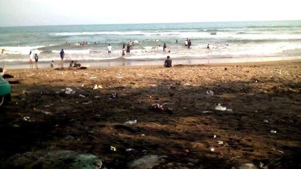 Pelajar yang Hilang Tergulung Ombak di Pelabuhan Ratu Ditemukan Tewas