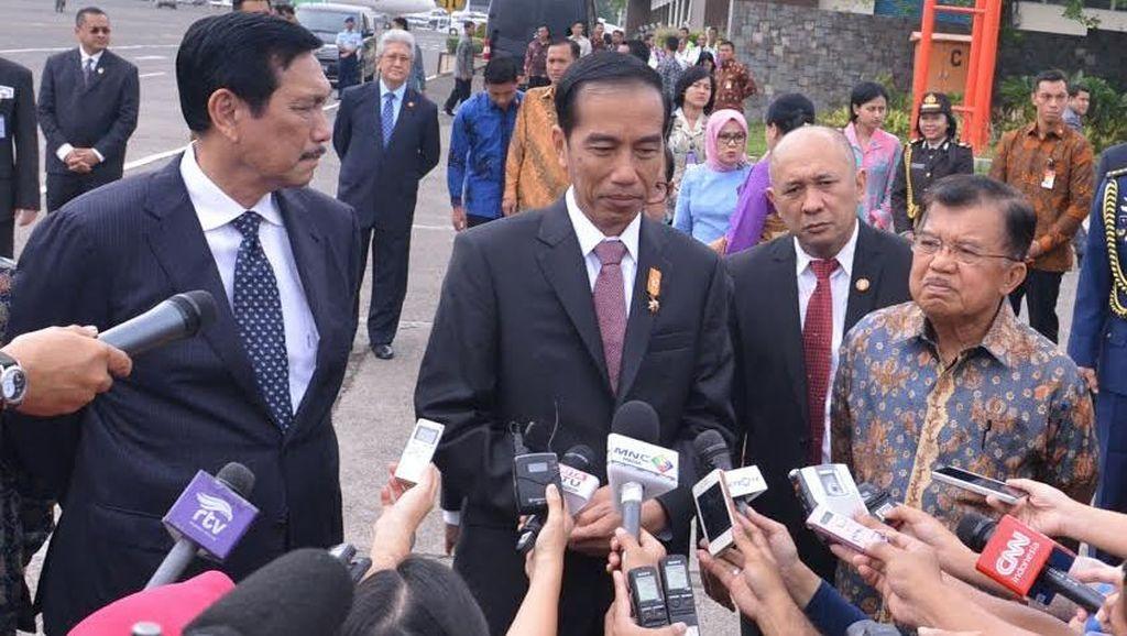Wanti-wanti Jokowi Soal Kasus Papa Minta Saham