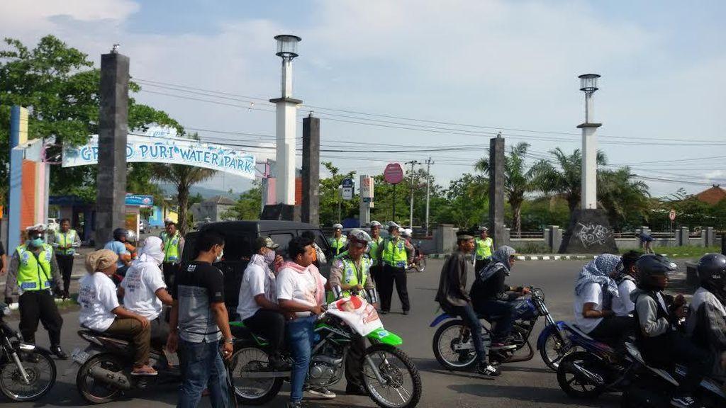 Bawa Sajam Saat Konvoi Kampanye Pilkada di Bantul, Sejumlah Orang Ditangkap