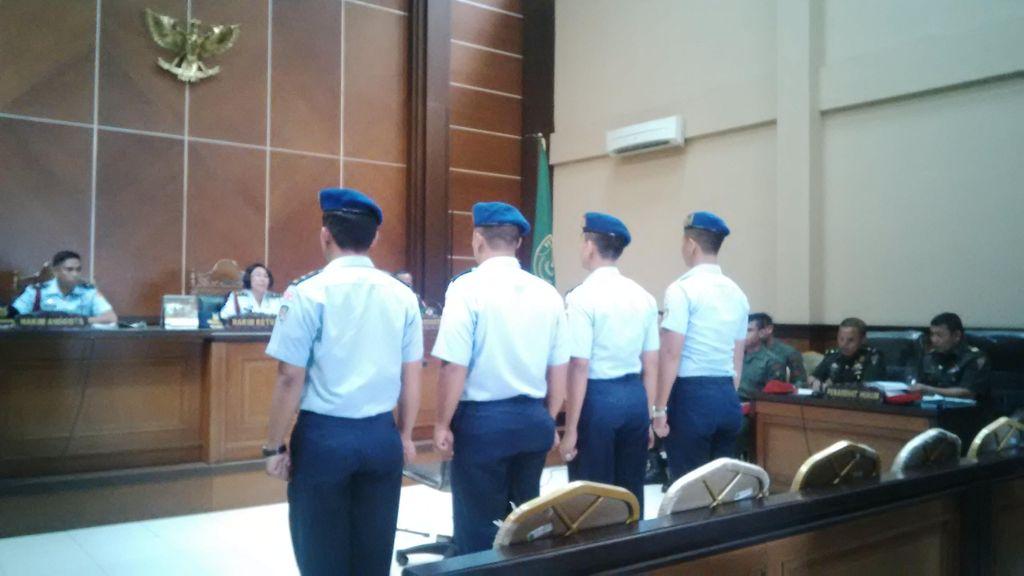 Sidang Cekcok TNI AU dan Kopassus, Hakim: Gaungnya Internasional, Memalukan!