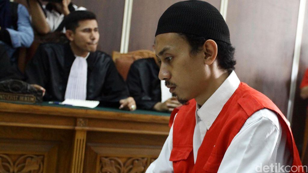 Hukum Pembunuh Tata Chubby 16 Tahun Bui, Hakim: Perbuatan Pelaku Sadis!