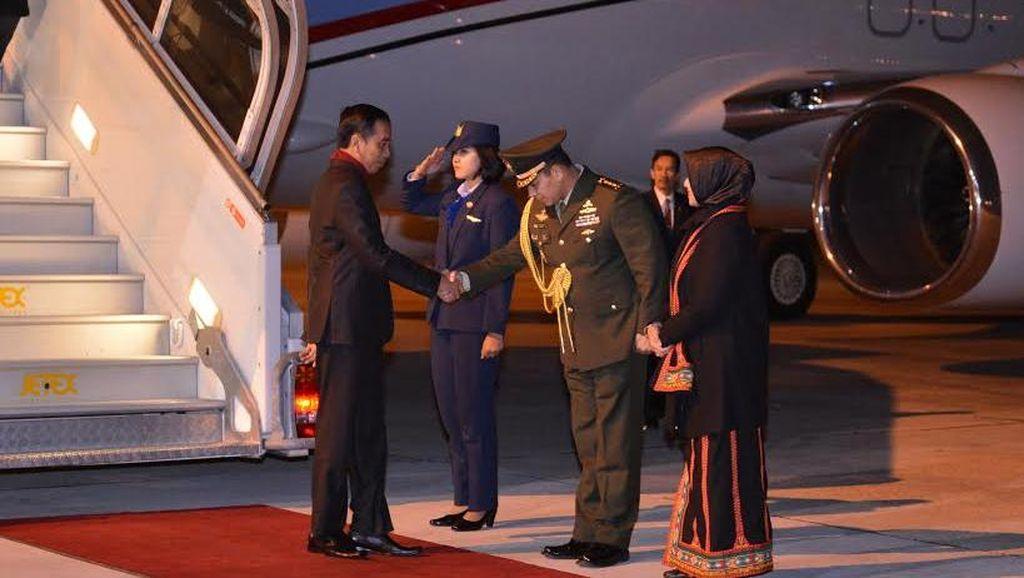 Presiden Prancis dan Ban Ki-moon Sambut Kehadiran Jokowi di COP 21