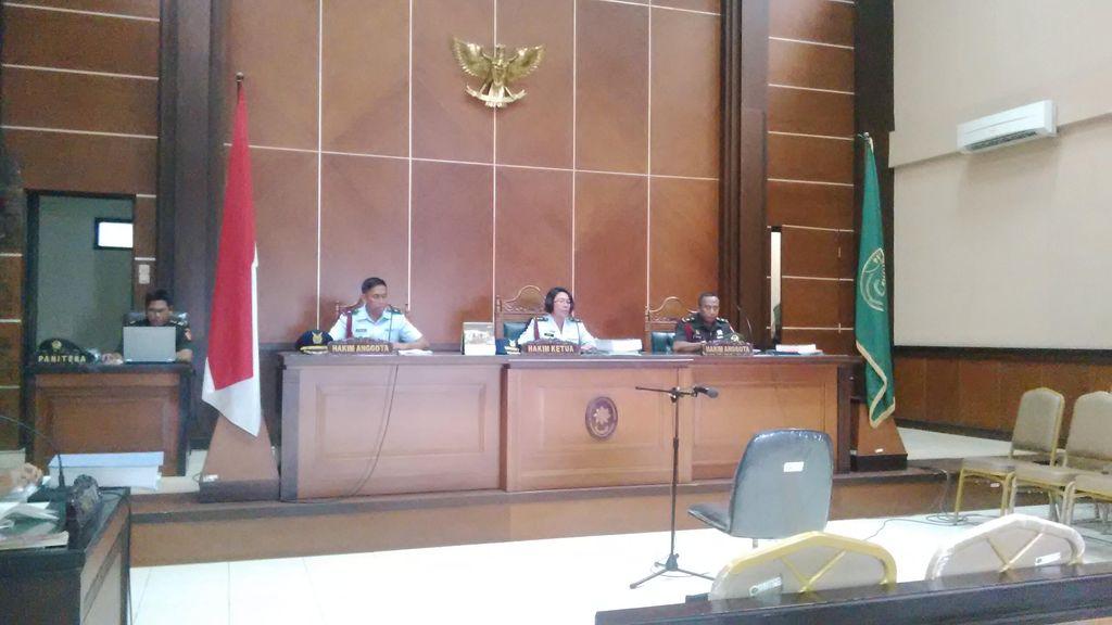 4 Anggota TNI AU Jadi Saksi Sidang Kasus Pengeroyokan Serma Zulkifli