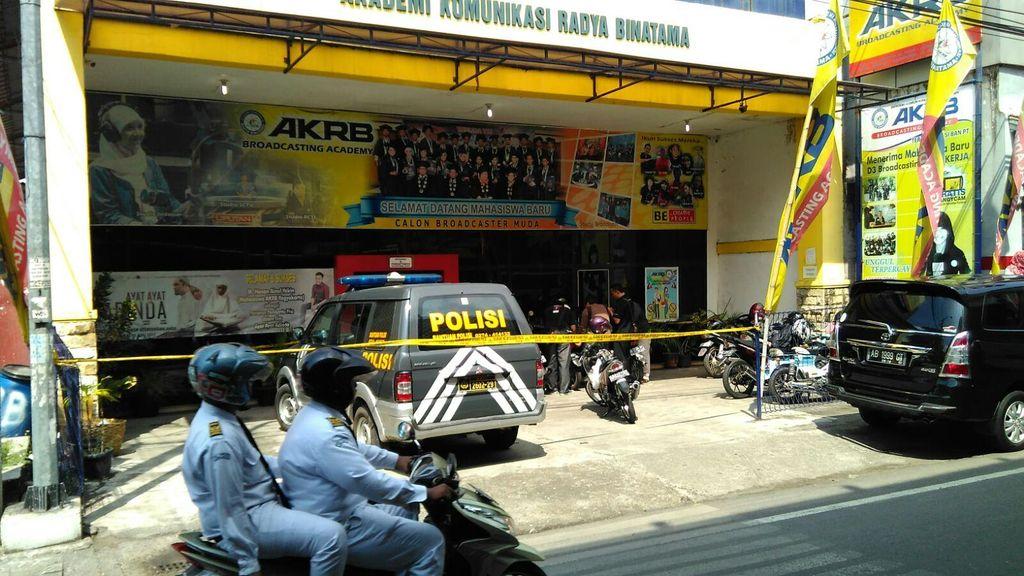 Seorang Penjaga Kampus di Bantul Tewas Dibunuh Perampok