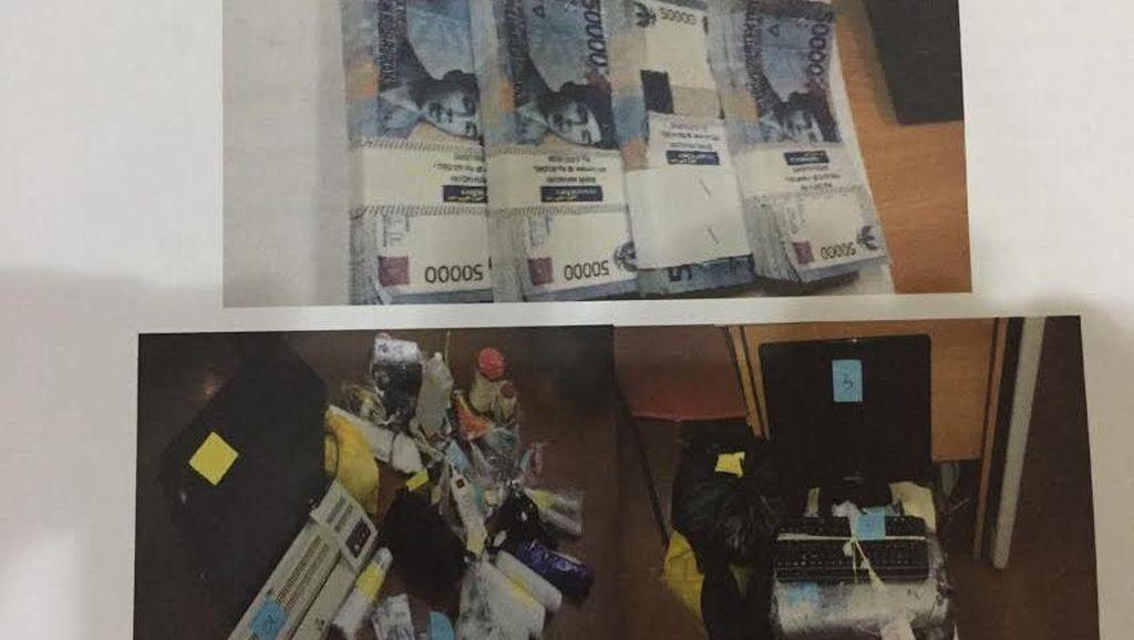 Dayat dan Oding Ditangkap Bareskrim di Ciputat karena Edarkan Uang Palsu