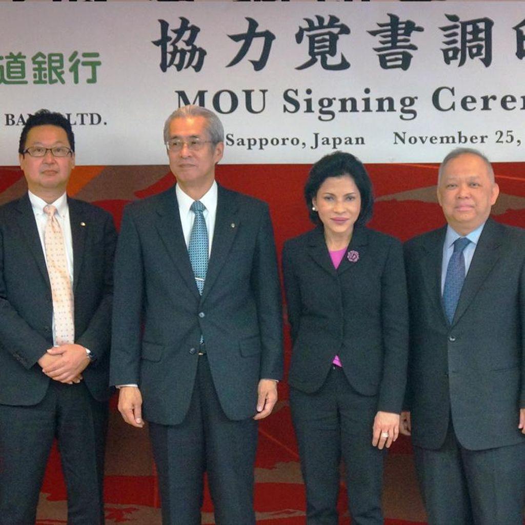 BCA Gandeng The Hokkaido Bank Sediakan Layanan Perbankan Lintas Negara