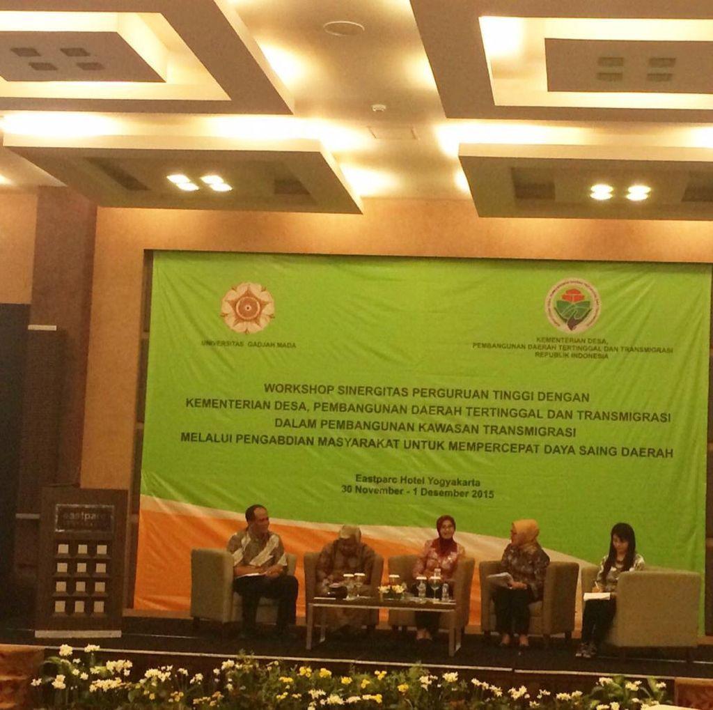 Kementerian Desa, PDT & Transmigrasi Gandeng Perguruan Tinggi