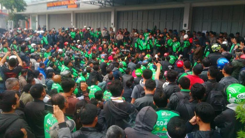 Go-Jek: Denda Bagi Driver Sampai Rp 92 Juta Bohong!