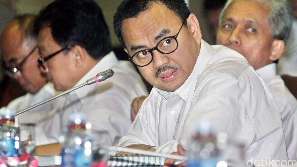 Sudirman Said: Laporan ke MKD Sudah Konsultasi ke Presiden Jokowi