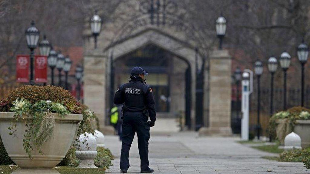 Pengancam Pembunuhan di Universitas Chicago Ditahan