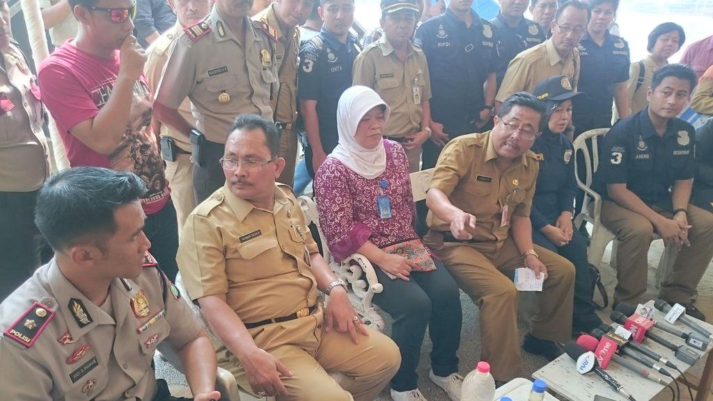 KKP: Jutaan Ikan yang Mati di Ancol Jangan Dimakan!