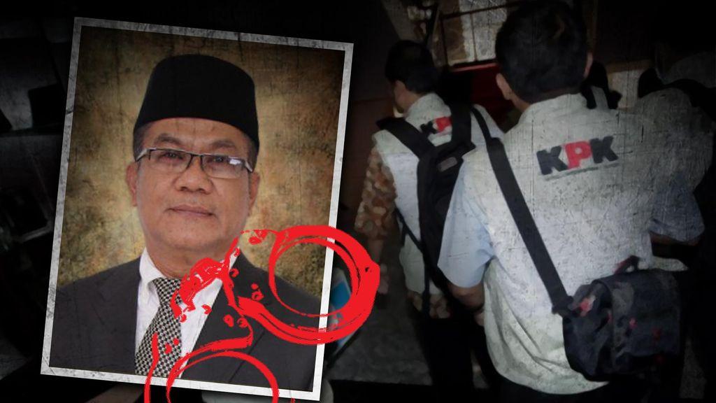 Diperiksa KPK soal Kasus Suap, Ketua DPRD Banten: Kita Hormati Proses Hukum