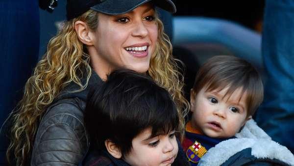 Lucunya Milan dan Sasha, Anak Shakira Yang Ngegemesin