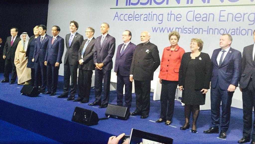 Di COP21, Jerman Setuju Batas Kenaikan Suhu Global 1,5 Derajat Celcius
