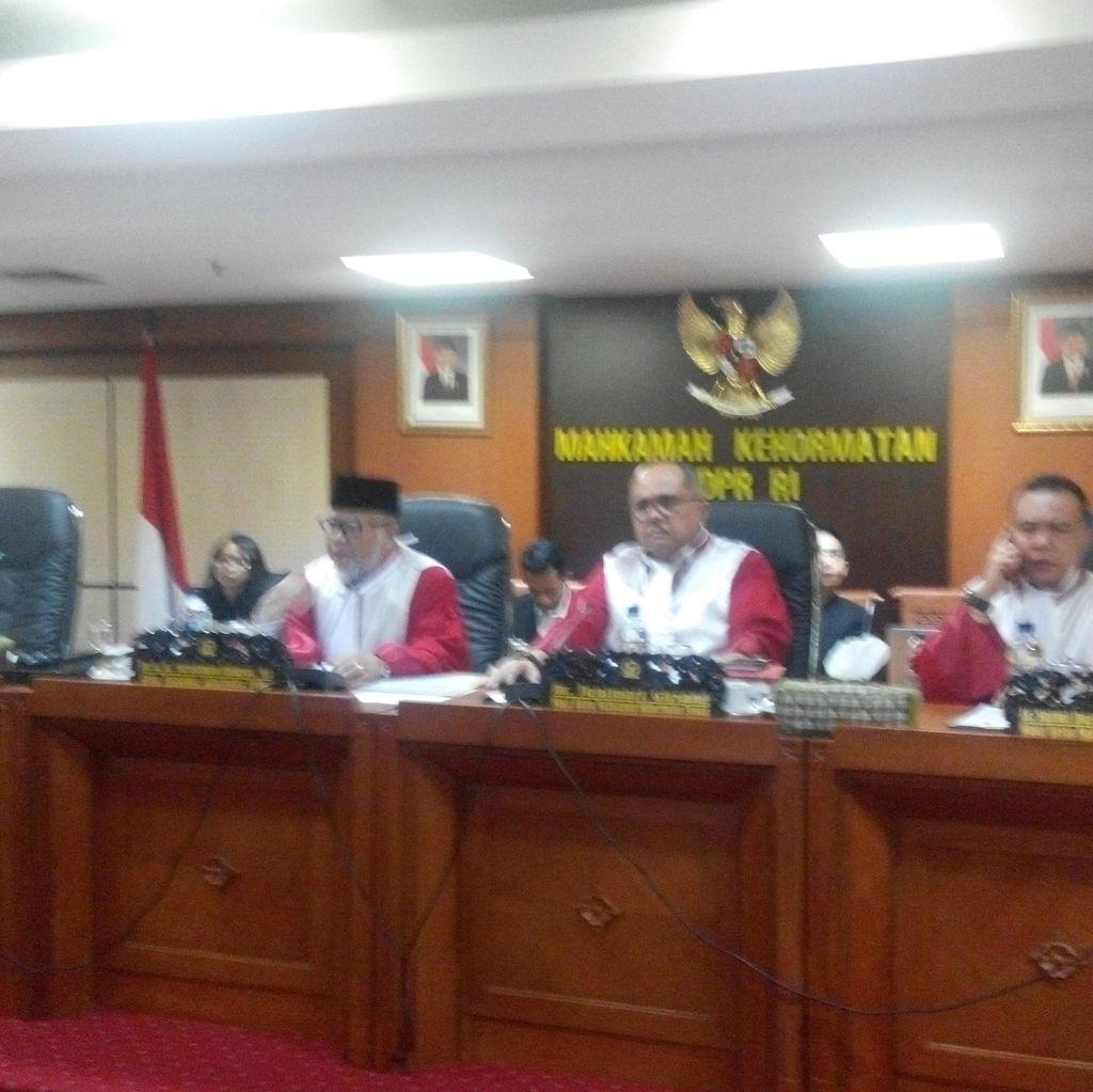 Sudding Minta Sidang MKD Putar Rekaman Lengkap Novanto