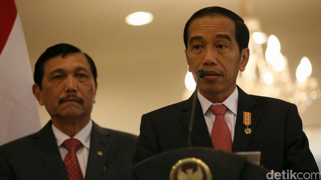 Jokowi: Pimpinan TNI-Polri Harus Turun ke Lapangan, Jangan Hanya di Belakang Meja