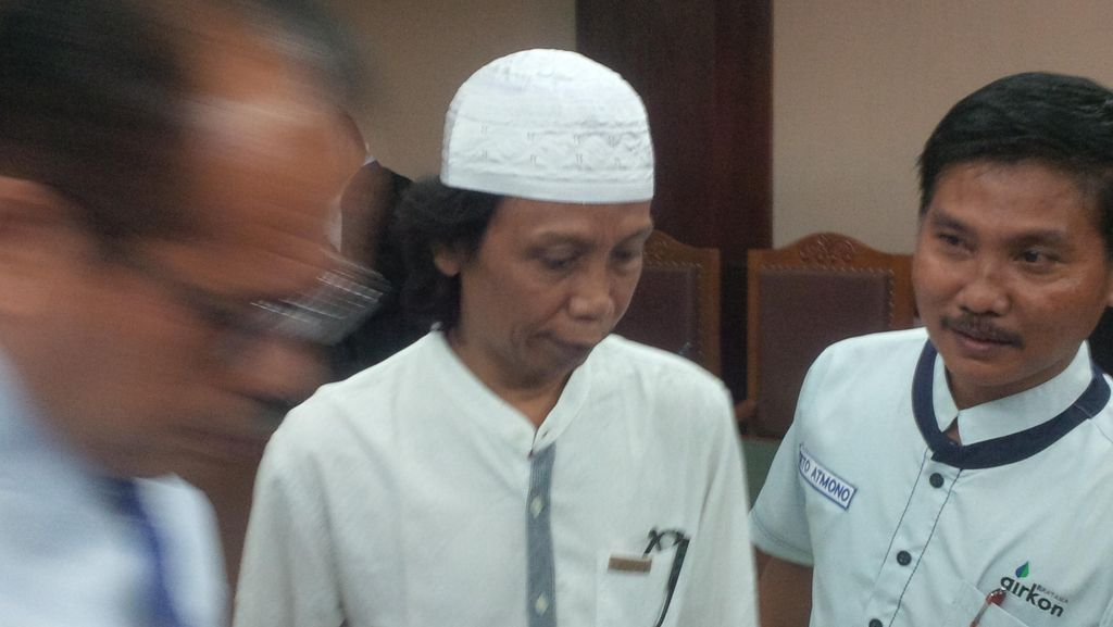 Dituntut 1,5 Tahun Penjara, Mandra: Saya Enggak Ngerti, Saya Butuh Keadilan