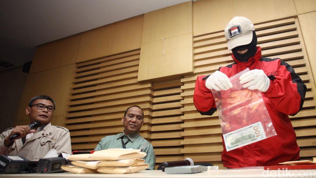 KPK Terima Pengembalian Uang Suap dari Anggota DPRD Banten