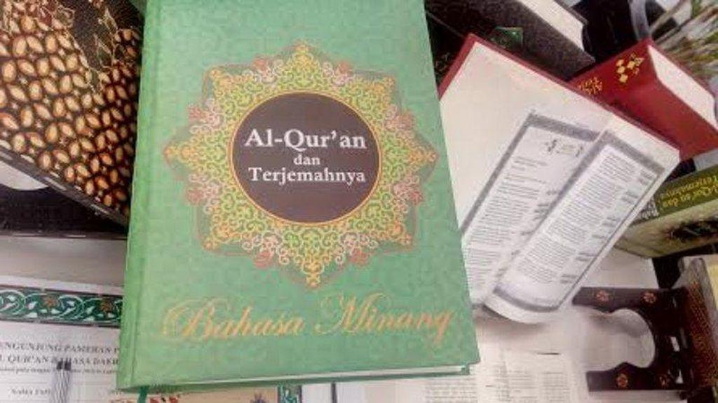 Memahami Alquran dengan 3 Bahasa: Minang, Banyumasan dan Dayak Kanayatn