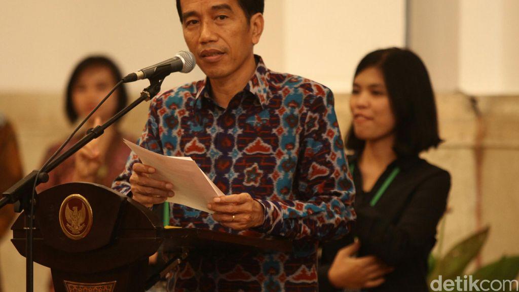Di Rapat Kabinet, Jokowi: Tahun 2016 Kita Lari Lebih Cepat Lagi!