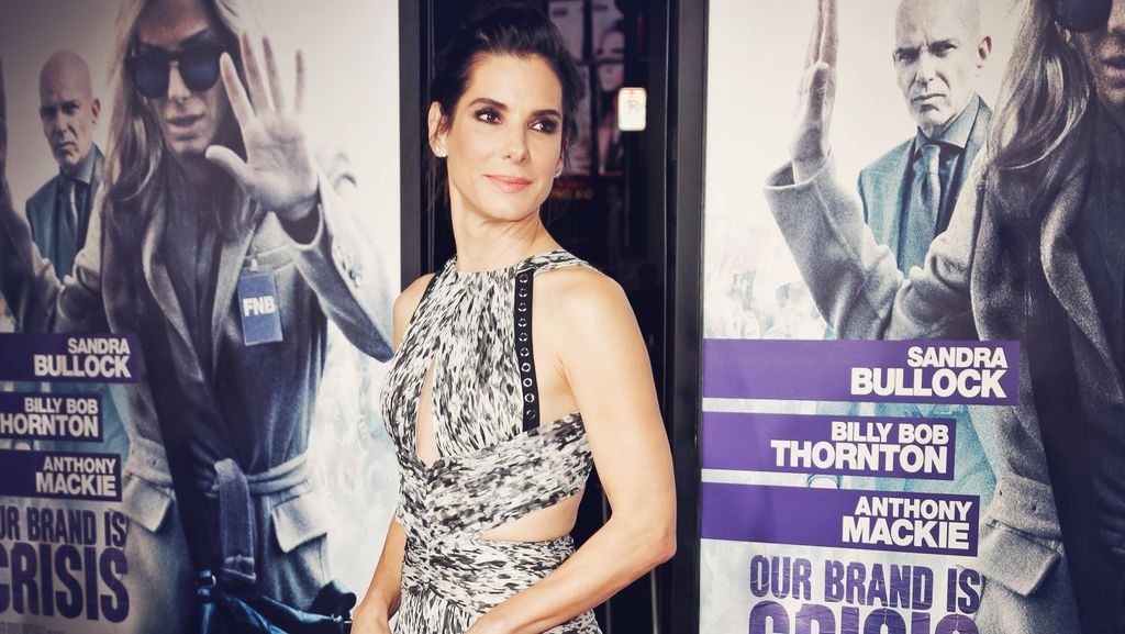 Adopsi 2 Anak, Sandra Bullock Tak Berencana Menikah