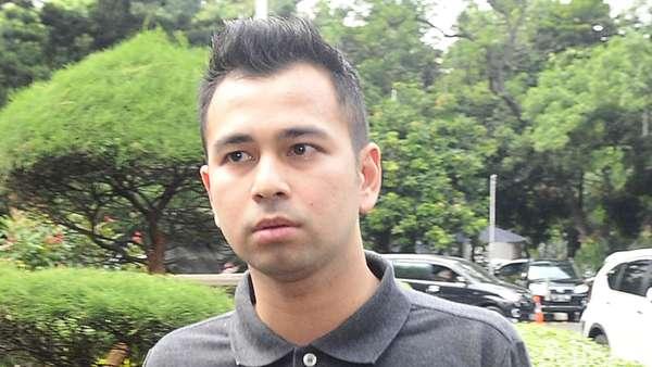 Raffi Ahmad Sambangi Polda Metro Jaya