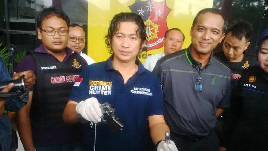Korban yang Ditodong Pistol Mantan Petinggi Pelindo III Berniat Cabut Laporan
