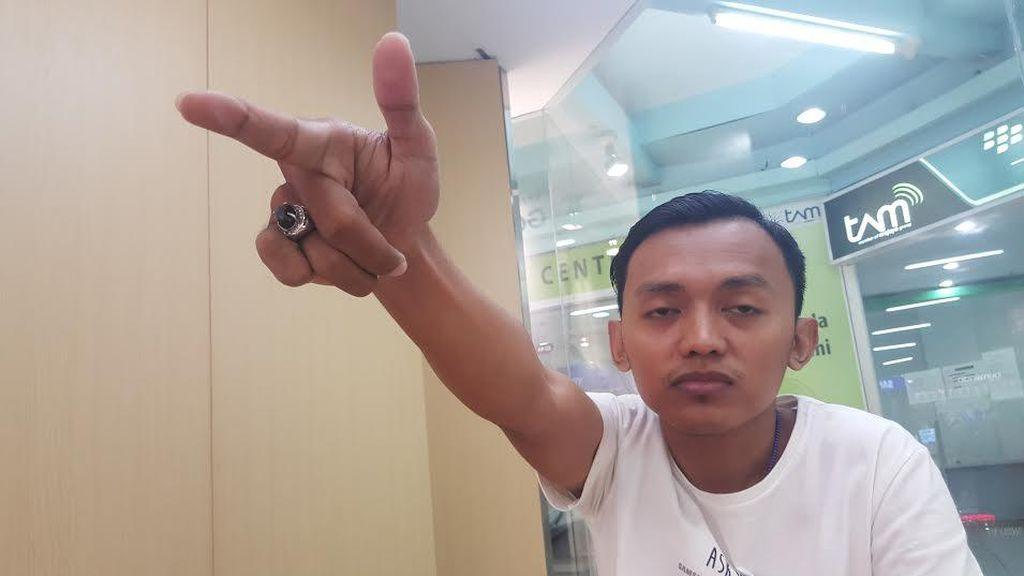 Meski Ditodong Pistol, Pegawai Gerai Samsung ini Telah Memaafkan Eks Petinggi Pelindo III